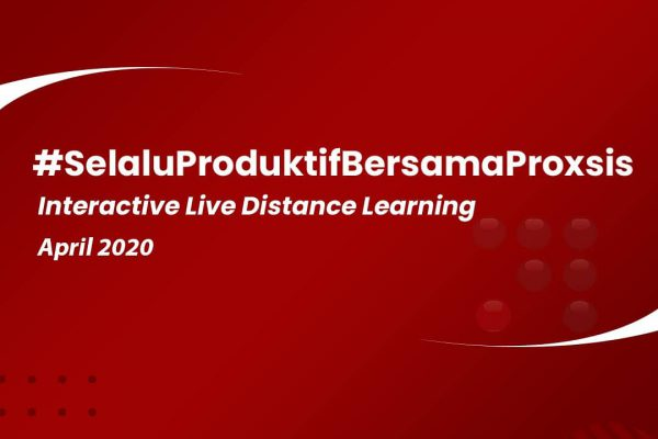 Live distance learning